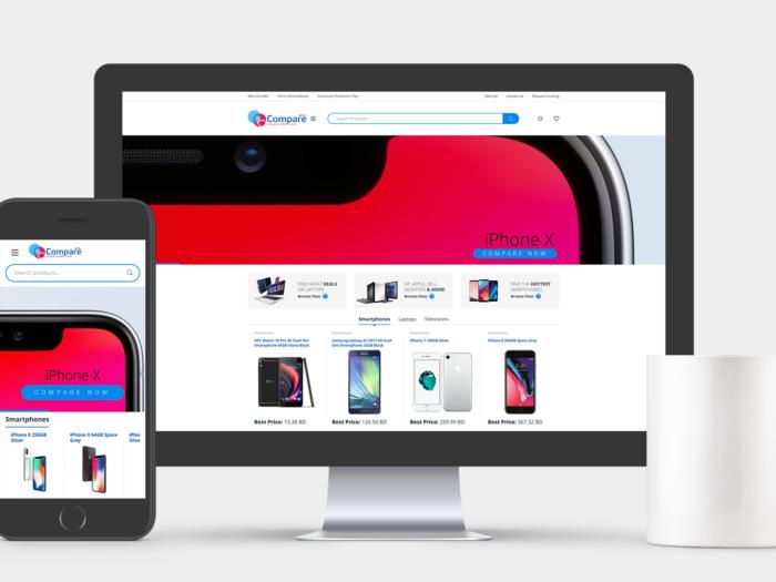 comparebh-website-sample