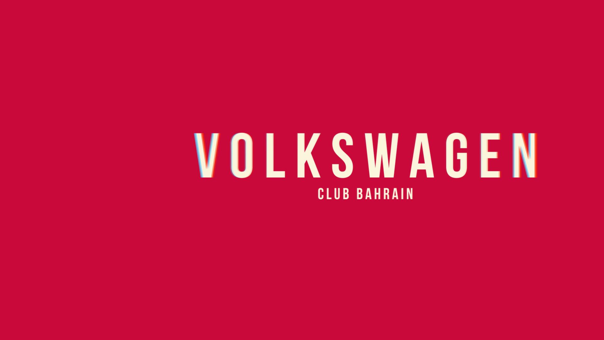 Volkswagen Marassi Al Bahrain Club Meet